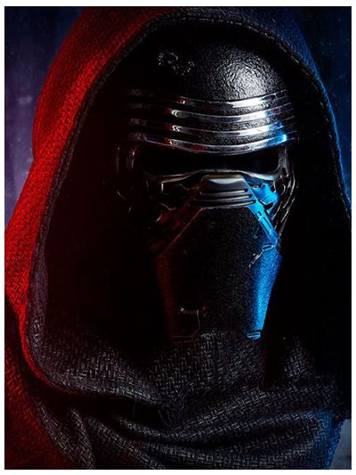 Star Wars Kylo Ren Life-Size Bust - SS400316