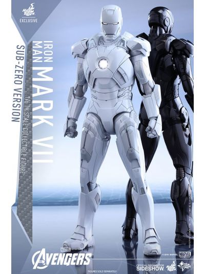 The Avengers: Iron Man Mark VII 7 - Sub Zero - MMS329