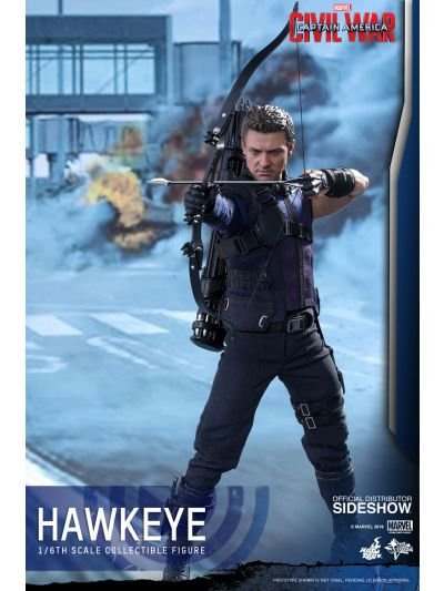 Captain America: Civil War - Hawkeye - MMS358