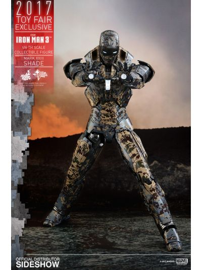 Iron Man 3 - Iron Man Mark XXIII 23 - Shades (Exclusive Version) - MMS415