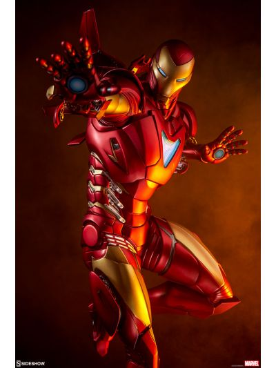 Sideshow Collectibles Iron Man Extremis Mark II Statue - 200415