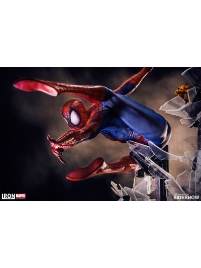 Iron Studios Marvel Comics Spiderman 1/4 Legacy Replica – ISMCSM14-PRM