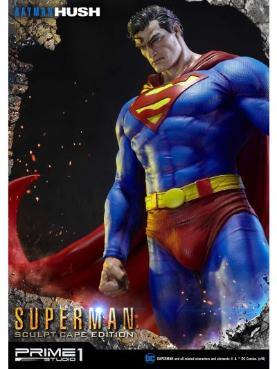 Prime 1 Studio Superman Hush Sculpt Cape Edition - MMDCBH-02S