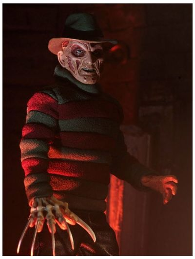 """Nightmare on Elm St - 7"""" Action Figure - Ultimate Freddy - NCUF104270"""