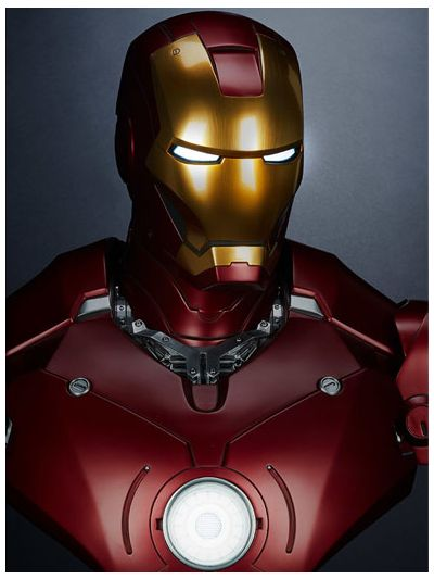 Iron Man Mark III Bust - 400329