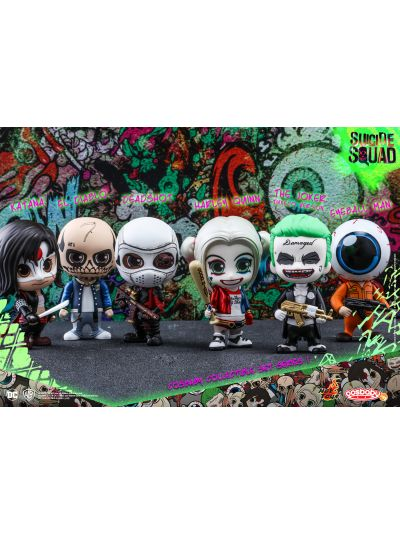 Cosbaby - Suicide Squad Collectible Set Series 1 - COSB321