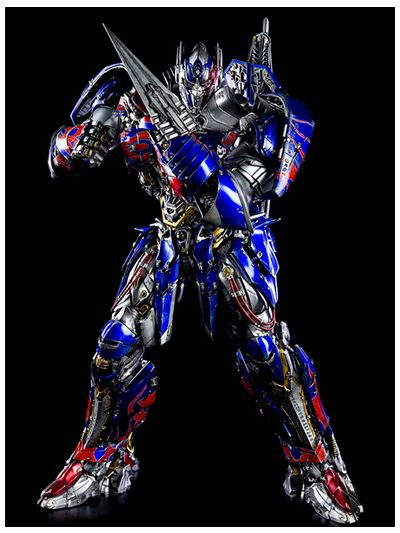 Transformers: The Last Knight - Optimus Prime (Regular Version) - OPTIMUSPRIME3A
