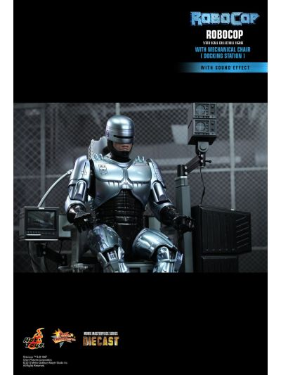 Robocop - Robocop with Mechanical Chair (Docking Station) - MMS203D051