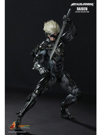 Metal Gear Rising: Revengeance - Raiden (Special Edition) - VGM17