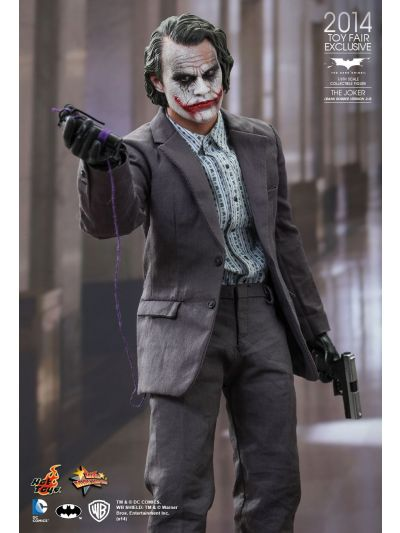 THE DARK KNIGHT THE JOKER (BANK ROBBER VERSION 2.0) 1/6TH SCALE COLLECTIBLE FIGURE - MMS249
