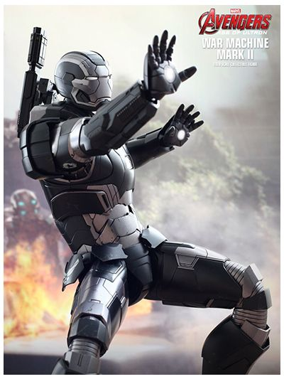 Avengers Age of Ultron: War Machine Mark II - MMS290D10