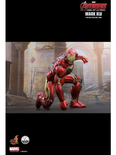 Avengers: Age of Ultron - Iron Man Mark XLV 45 1/4th Scale (Regular Version) - QS006