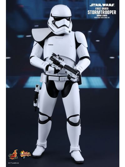 Star Wars Episode VII: The Force Awakens - Storm Trooper Squad Leader (Exclusive Edition) - MMS316