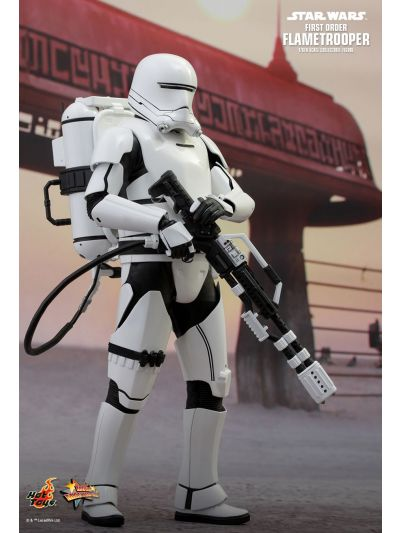 Star Wars Episode VII: The Force Awakens - First Order Flame Trooper - MMS326