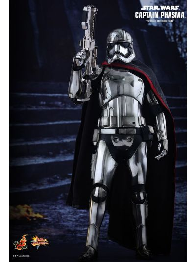 Star Wars Episode VII: The Force Awakens - Captain Phasma - MMS328