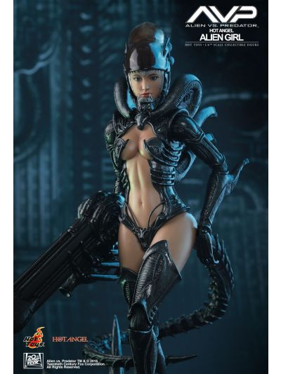 Alien vs. Predator - Hot Angel Alien Girl - HAS002