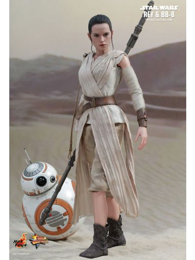 Star Wars Episode VII: The Force Awakens - Rey and BB-8 - MMS337