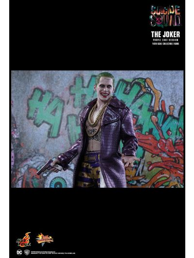 Suicide Squad - The Joker (Purple Coat Special Edition) - MMS382
