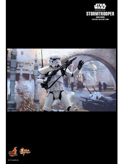 Star Wars: Rogue One - Stormtrooper Jedha Patrol (Exclusive Edition)