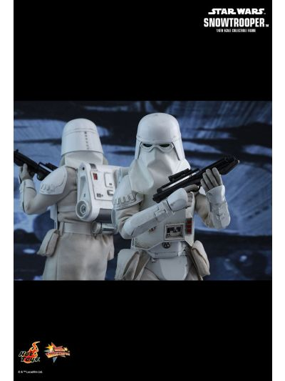 Star Wars: Episode V - Empire Strikes Back - Snowtrooper