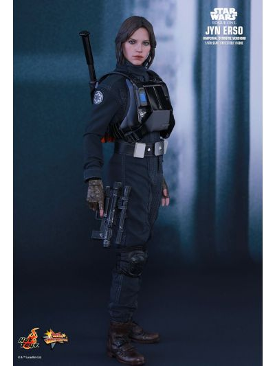 Star Wars: Rogue One - Jyn Erso (Imperial Disguise Version) - MMS419