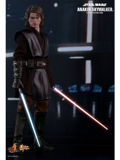 STAR WARS EPISODE III : Revenge of the sith 1/6 scale Anakin Skywalker - MMS437