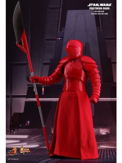 Hot Toys Star Wars The Last Jedi Preatorian Guard (with Heavy Blade) MMS453