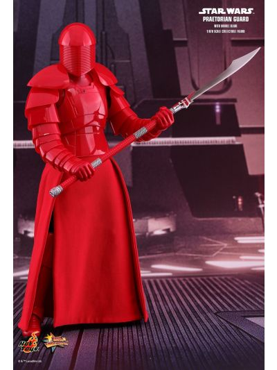 Hot Toys Star Wars The Last Jedi Preatorian Guard (with Double Blade) MMS454