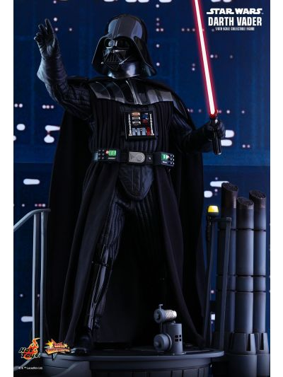 Hot Toys STAR WARS: EPISODE V THE EMPIRE STRIKES BACK DARTH VADER - MMS452