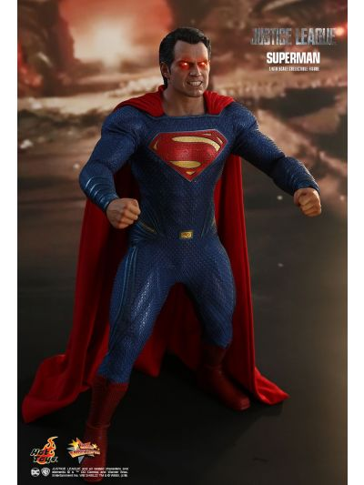 Hot Toys: Justice League Superman 1/6th scale Collectible Figure - MMS465