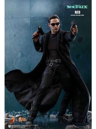 Hot Toys THE MATRIX NEO 1/6TH SCALE COLLECTIBLE FIGURE - MMS466