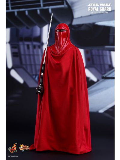 Hot Toys STAR WARS: EPISODE VI RETURN OF THE JEDI ROYAL GUARD 1/6TH SCALE COLLECTIBLE FIGURE - MMS469
