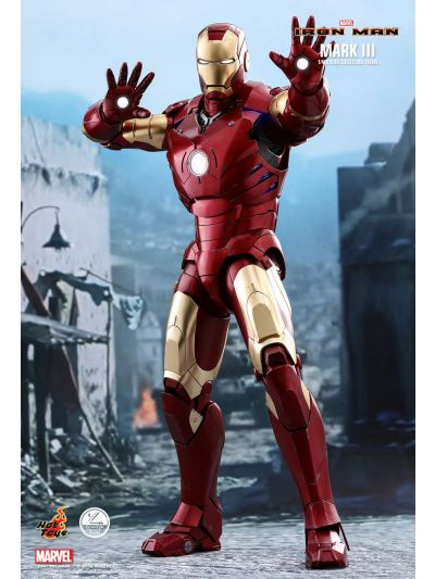 Hot Toys Iron Man Mark III (1/4 Scale) - QS011