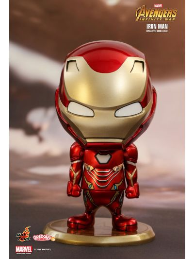 Cosbaby Iron Man Cosbaby (S) Bobble-Head - COSB460