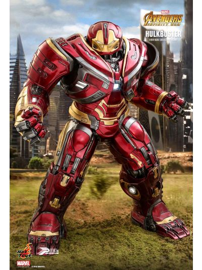 Hot Toys AVENGERS: INFINITY WAR HULKBUSTER 1/6TH SCALE POWER POSE COLLECTIBLE FIGURE - PPS005
