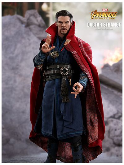 AVENGERS: INFINITY WAR DOCTOR STRANGE 1/6TH SCALE COLLECTIBLE FIGURE - MMS484