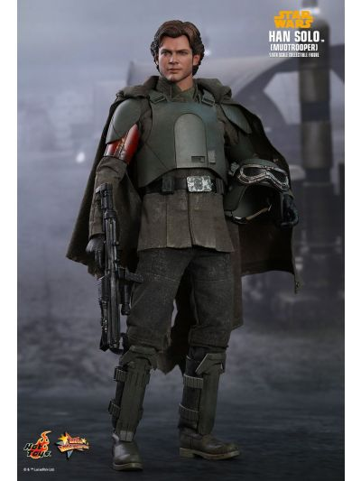HOT TOYS SOLO: A STAR WARS STORY HAN SOLO (MUDTROOPER) 1/6TH SCALE COLLECTIBLE FIGURE - MMS493