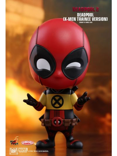 Cosbaby Deadpool (X-Men Trainee Version) Cosbaby (S) Bobble-Head - COSB508