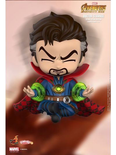 Cosbaby Doctor Strange (Future Vision Version) Cosbaby (S) Bobble-Head - COSB493