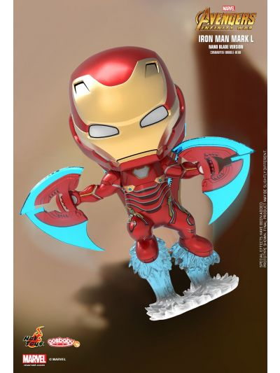 Cosbaby Iron Man Mark L (Nano Blade Version) - COSB498