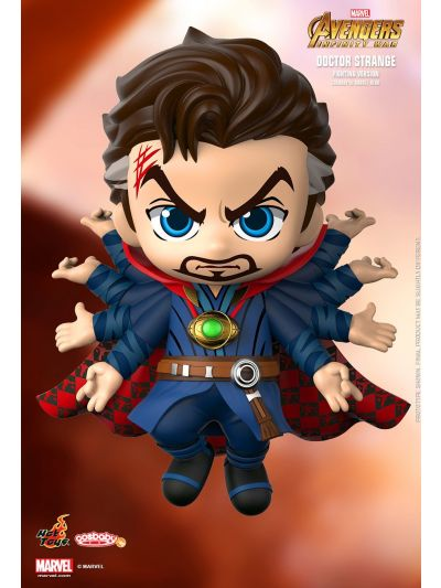 Cosbaby Doctor Strange (Fighting Version) Cosbaby (S) Bobble-Head - COSB494