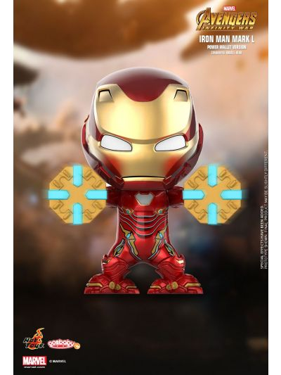 Cosbaby Iron Man Mark L (Power Mallet Version) Cosbaby (S) Bobble-Head - COSB499