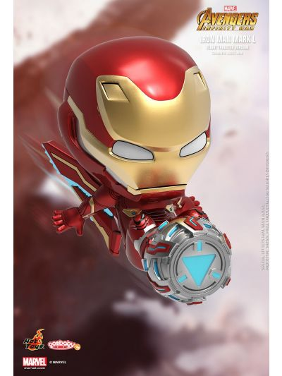 Cosbaby Iron Man Mark L (Flight Thruster Version) Cosbaby (S) Bobble-Head - COSB500
