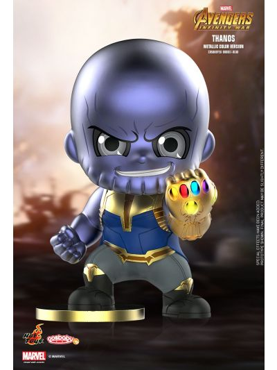 Cosbaby Thanos (Metallic Color Version) Cosbaby (S) Bobble-Head - COSB505
