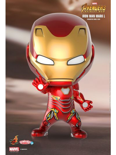 Iron Man Mark L Cosbaby (M) Bobble-Head - COSB504