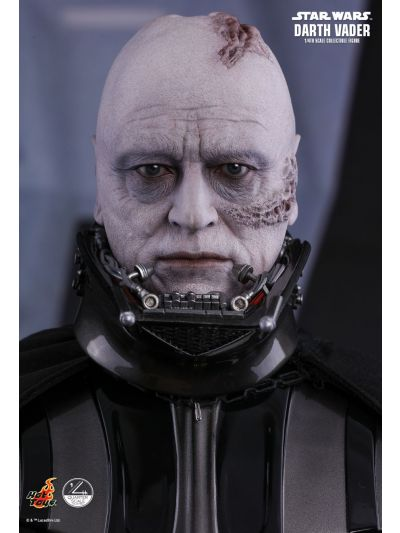 Hot Toys STAR WARS EPISODE VI: RETURN OF THE JEDI DARTH VADER 1/4TH SCALE COLLECTIBLE FIGURE - QS013