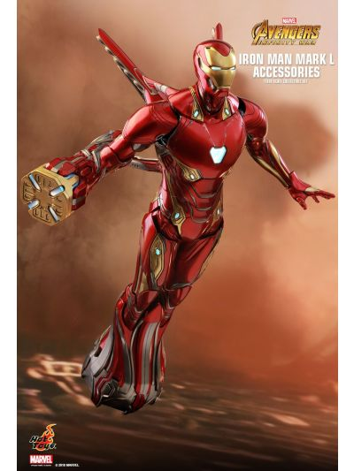 Hot Toys AVENGERS: INFINITY WAR IRON MAN MARK L 1/6TH SCALE ACCESSORIES COLLECTIBLE SET - ACS004