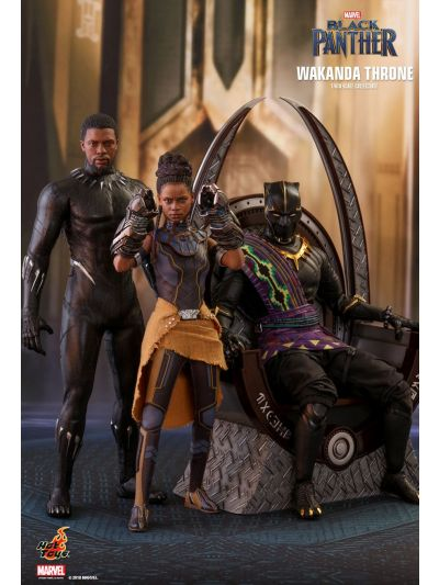 Hot Toys BLACK PANTHER WAKANDA THRONE 1/6TH SCALE COLLECTIBLE FIGURE - ACS005