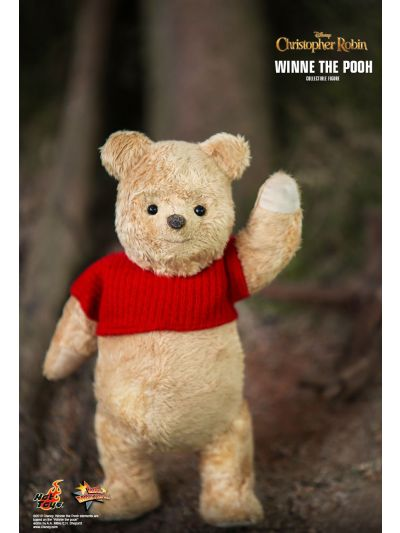 Hot Toys CHRISTOPHER ROBIN WINNIE THE POOH COLLECTIBLE FIGURE - MMS502