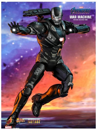 AVENGERS: ENDGAME WAR MACHINE 1/6TH SCALE COLLECTIBLE FIGURE - MMS530D31